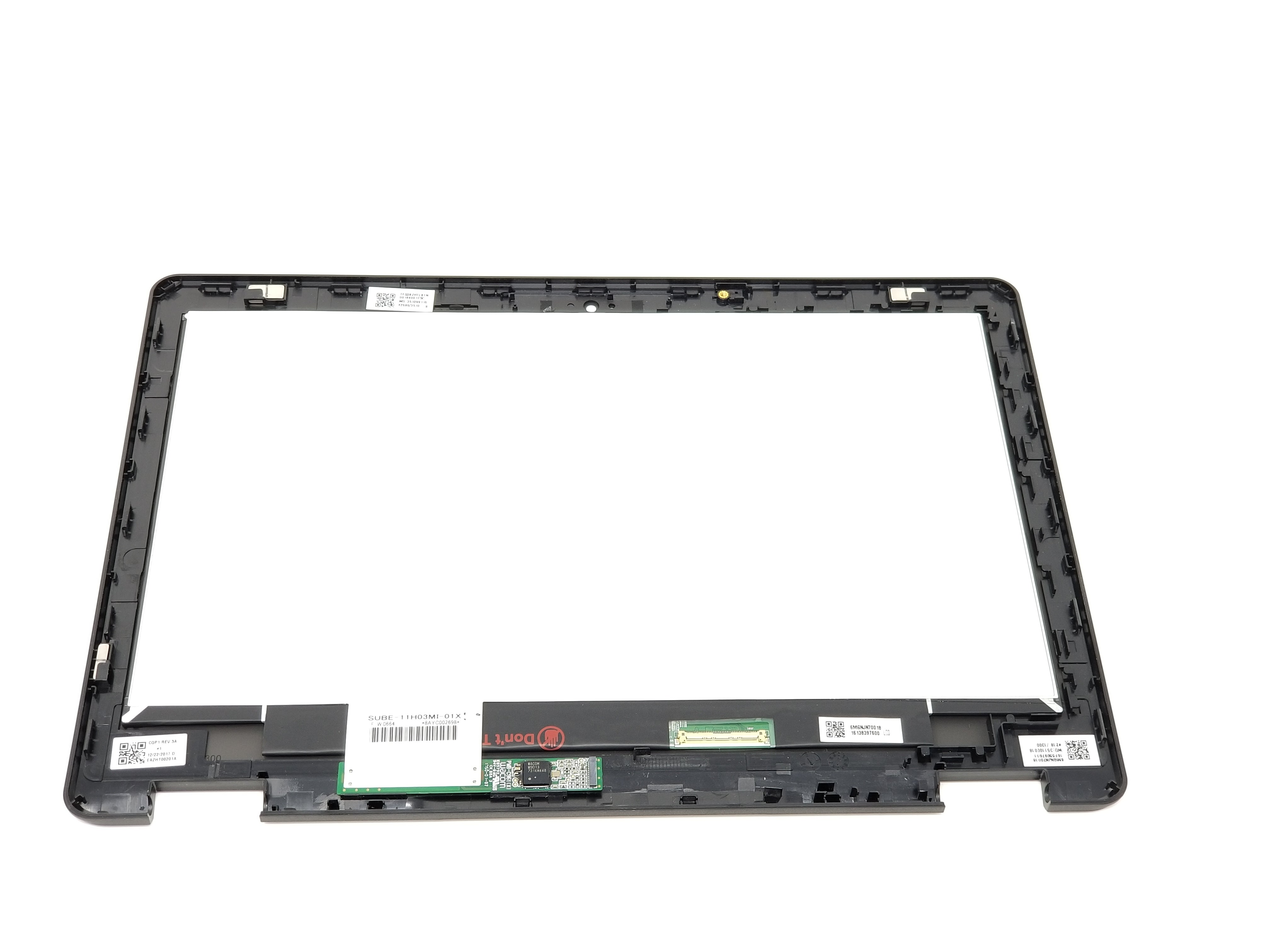 Acer Chromebook 11 R751TN-C5P3 - LCD Touch Assembly w/Frame - 6M.GNJN7.001