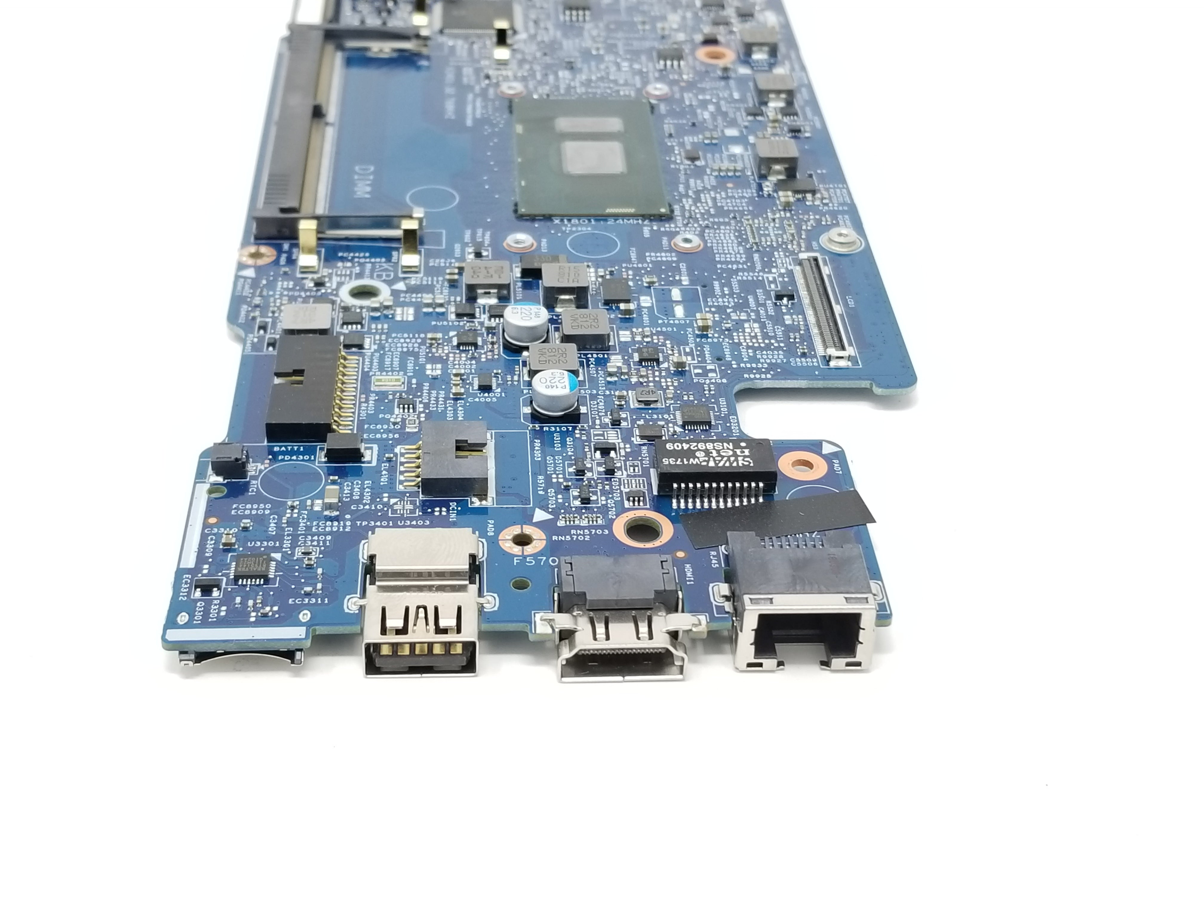 Dell Latitude 13 (3380) Motherboard with Intel Celeron 1.80GHz CPU - 04RR44 / 4550AW010001.