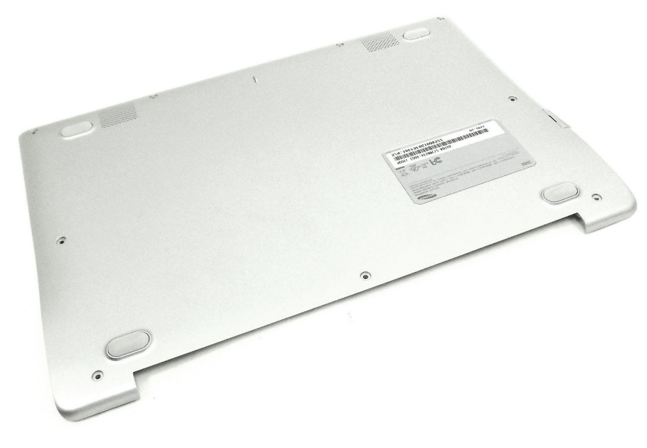 Samsung Chrome XE500C12-K01US Bottom Cover Silver - BA97-07248A
