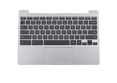 Samsung Chromebook XE500C12 Palmrest keyboard w/touchpad BA98-00560A