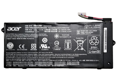 Acer Chromebook 11  C732 / C732T Replacement Battery - KT.00304.008 / AP13J4K