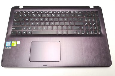 "ASUS Q524uq 15.6"" Keyboard Palmrest assembly w/touchpad- 13NB0CE1P03111"