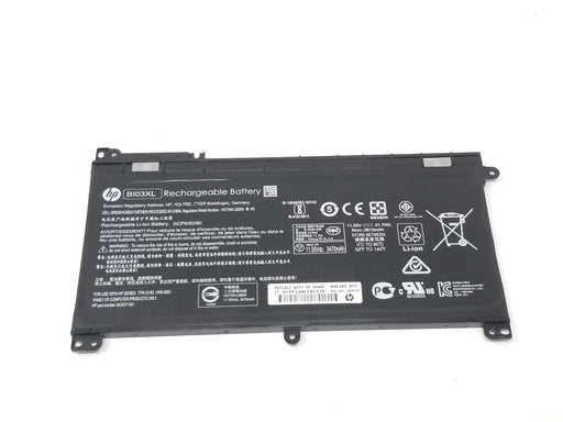 HP PROBOOK X360 11 G1 EE 41Wh / 11.55 V/ 41Wh / 3470mAh / Li-ion Battery ( BI03XL ) - 844203-850