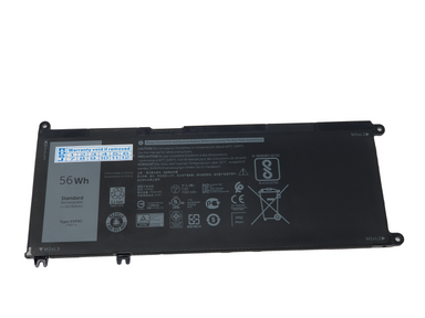 Dell Chromebook 13 3380 Battery 7.6V / 56Wh / 7000mAh - V1P4C