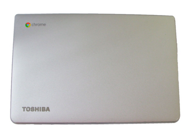 Toshiba Chromebook CB30-B 13.3' Silver LCD Housing - A000380110