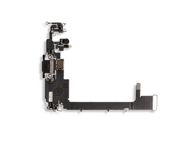 iPhone 11 Pro Max Charging Port Flex Cable - Space Grey
