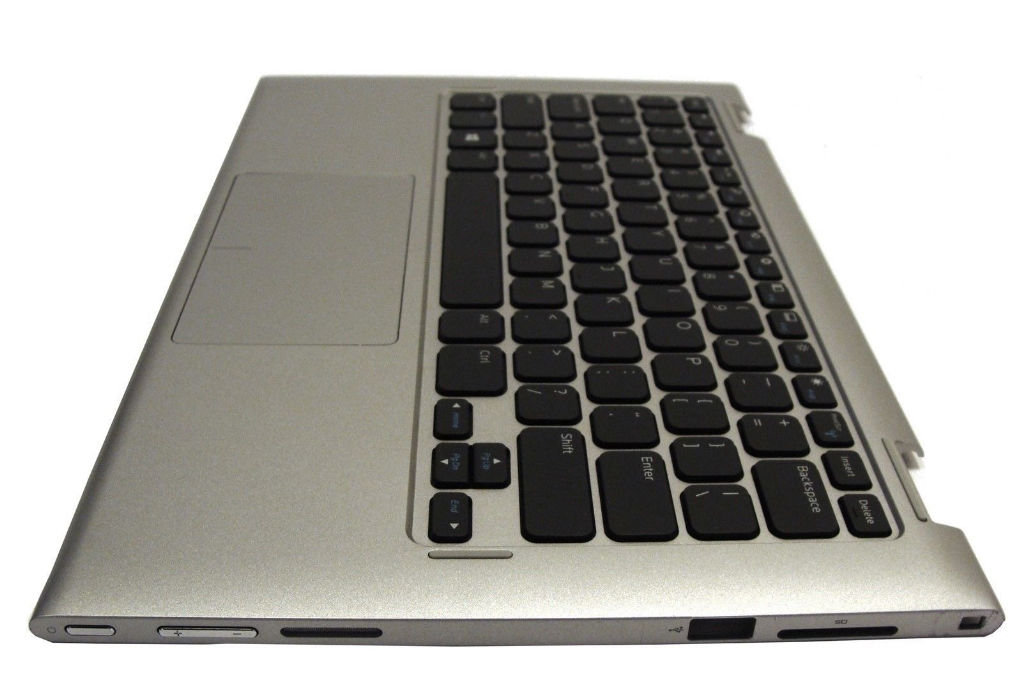 Dell Inspiron 11 3147 3148 3000 Palmrest Keyboard Touchpad - 7W4K6 - Exact Parts