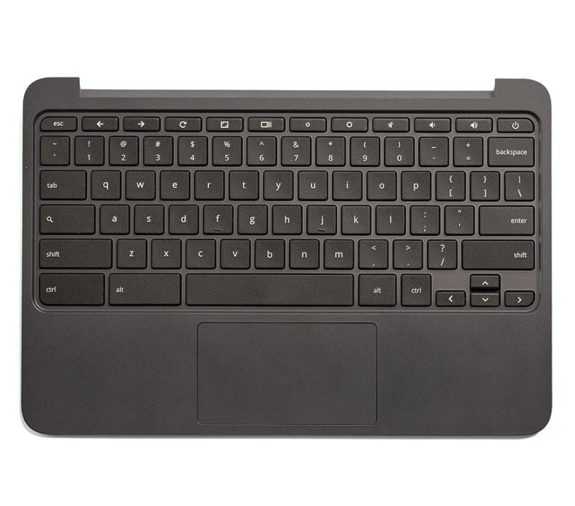 HP Chromebook 11 G4 EE Palmrest Keyboard Assembly - 851145-002
