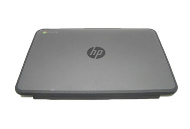 HP Chromebook 11 G4 EE Laptop LCD Top Back Cover Lid 851131-001 Grey EE Grade A