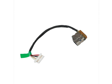 HP Pavilion 14-AK010NR 14-AK013DX 14-AK020NR DC Input Jack Cable -New - Exact Parts