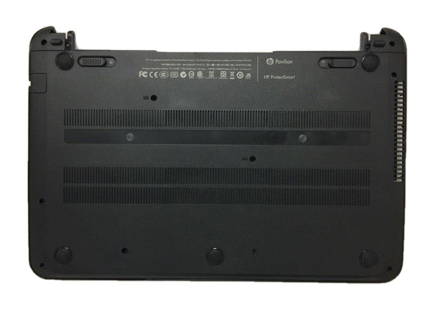 HP Pavilion 14 Chromebook Bottom Chassis / Base Cover - 708134-001