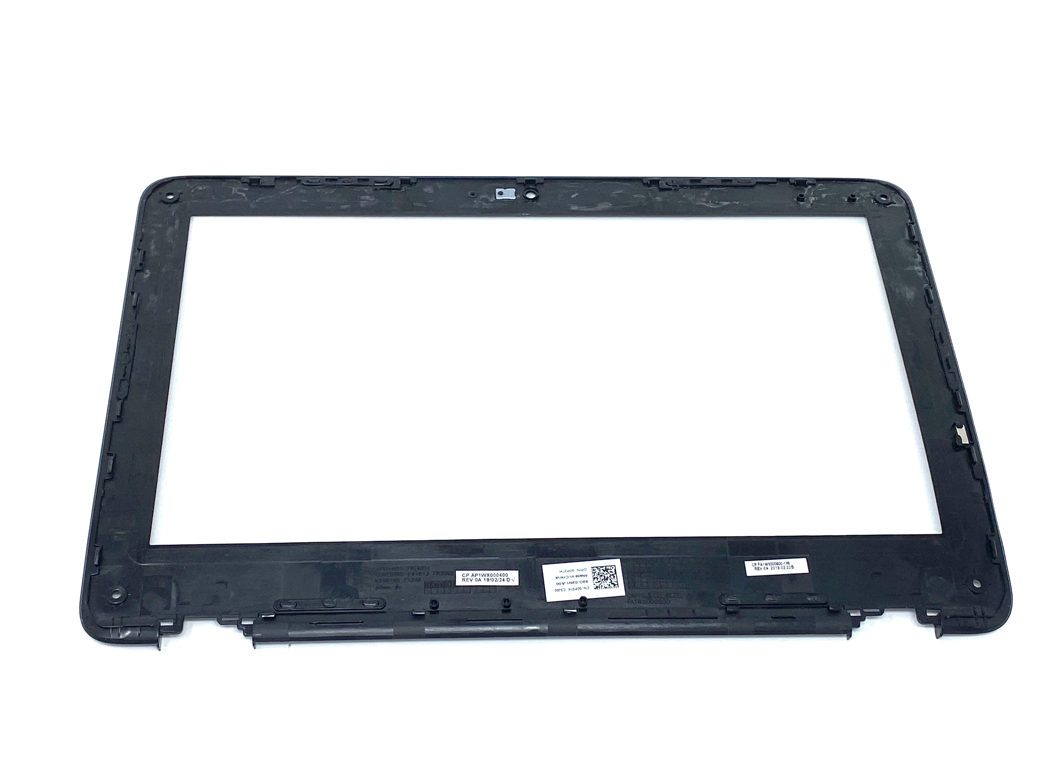 Dell Latitude 11 3180 LCD Bezel (For non touch displays) - 00P37K / 0P37K