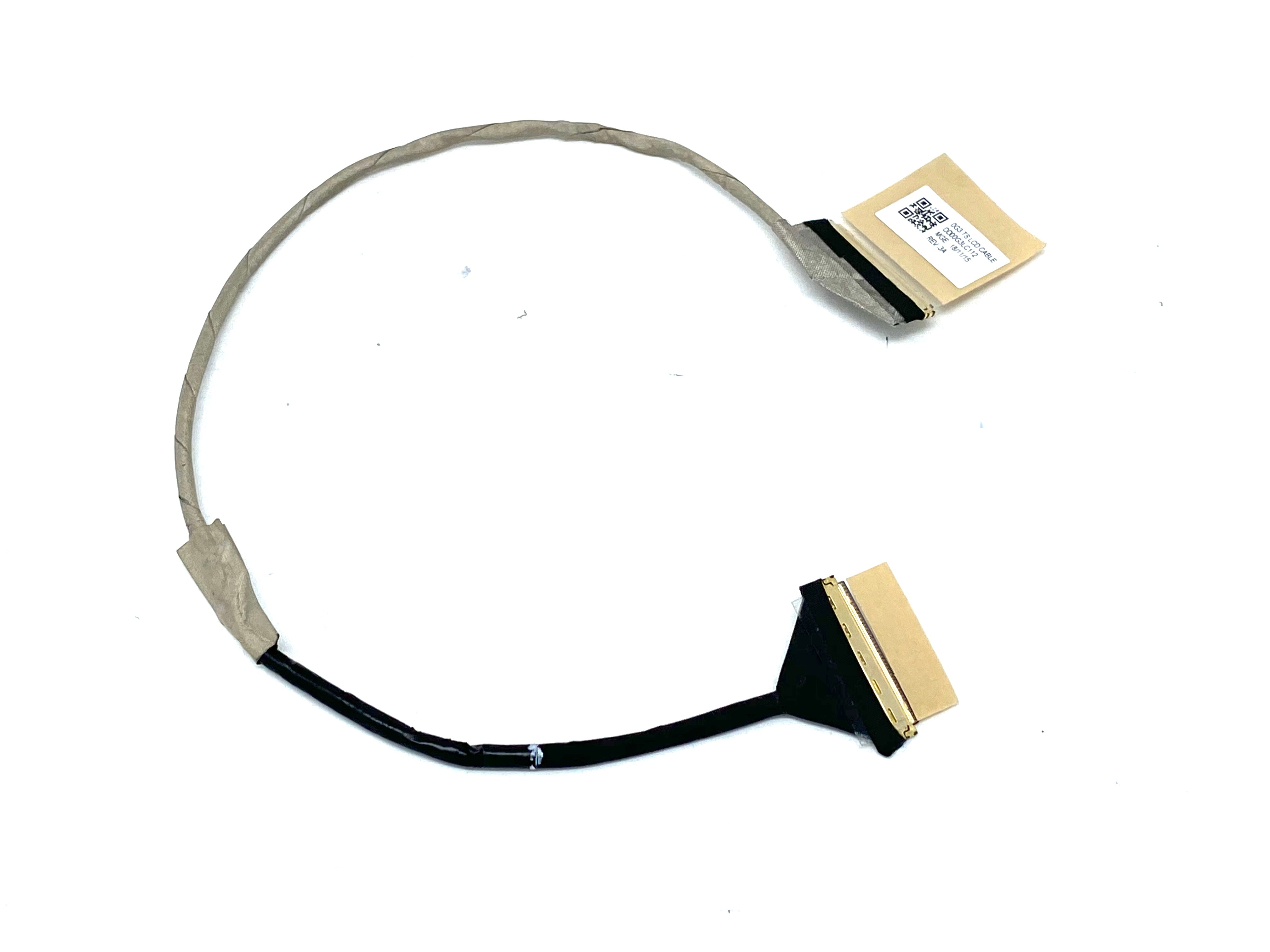 HP Chromebook 14 G5 LCD Cable  (Touch version) - L14339-001 / DD00G3LC112