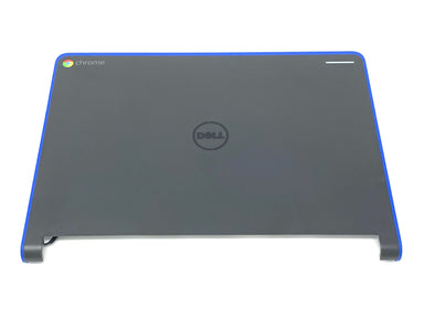 Dell Chromebook 11 3120 (P22T) LCD Back Cover (Blue Trim) - MP5XR / 0MP5XR