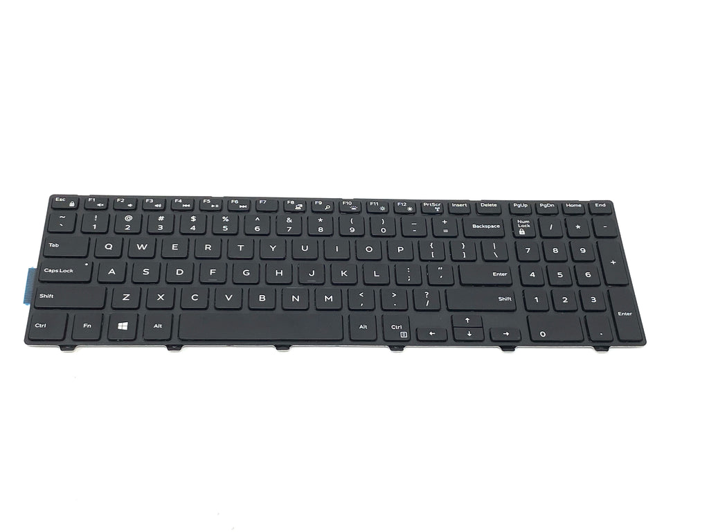 Dell Inspiron 15 3542 / 5547 / 5555 Keyboard (US) w/Backlight -  0G7P48 / G7P48