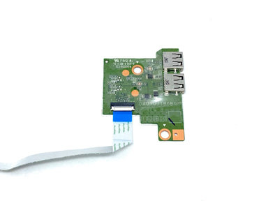 HP Chromebook 14 G4 USB Board w/Cable - 830873-001 / 830869-001 / DA0Y0JTB6B0
