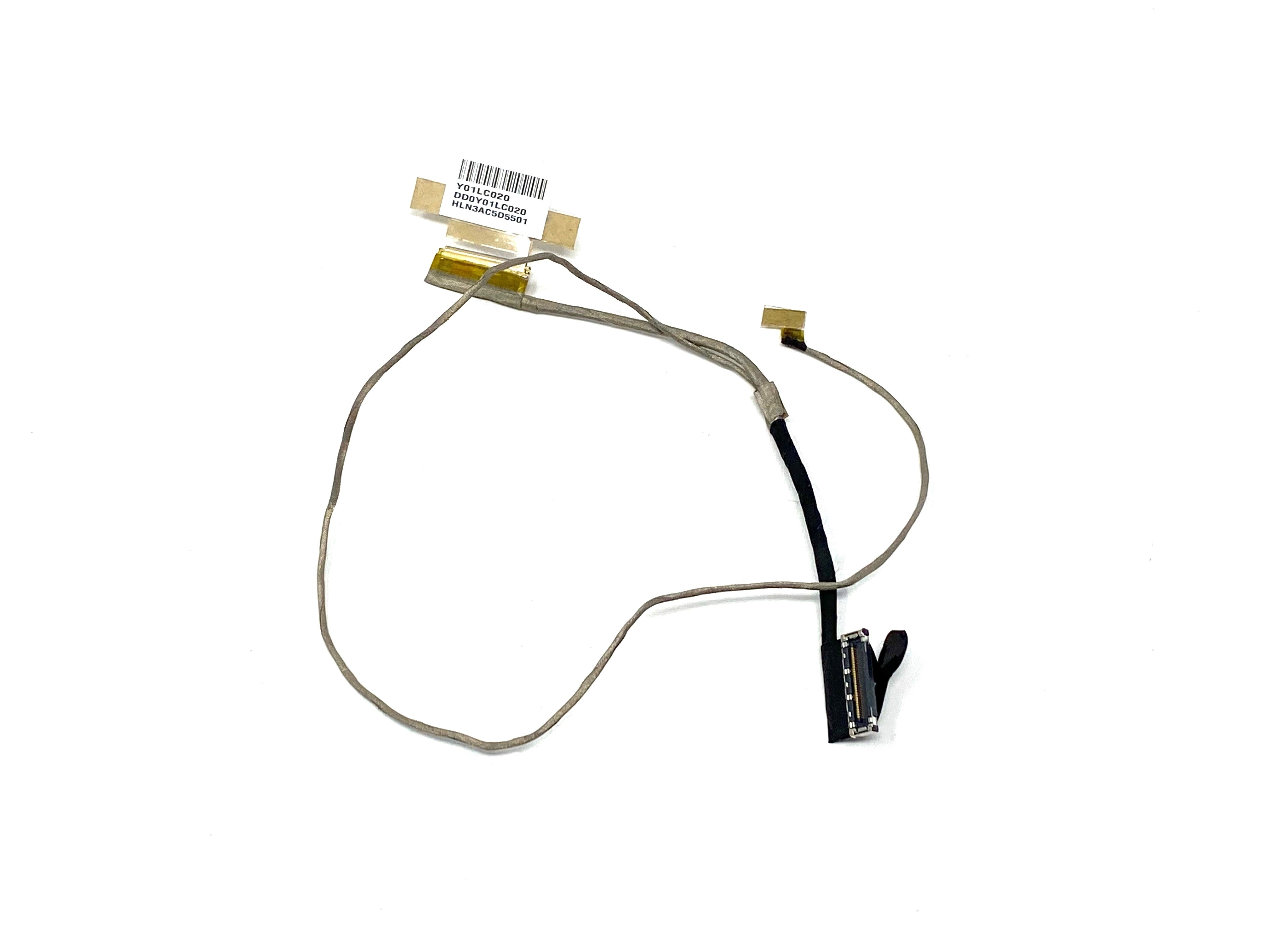 HP Chromebook 14 SMB / 14 Q-Series LCD Cable - 740145-001 / DD0Y01LC020