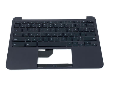 HP Chromebook 11 G5 EE Palmrest Keyboard Assembly - 917442-001