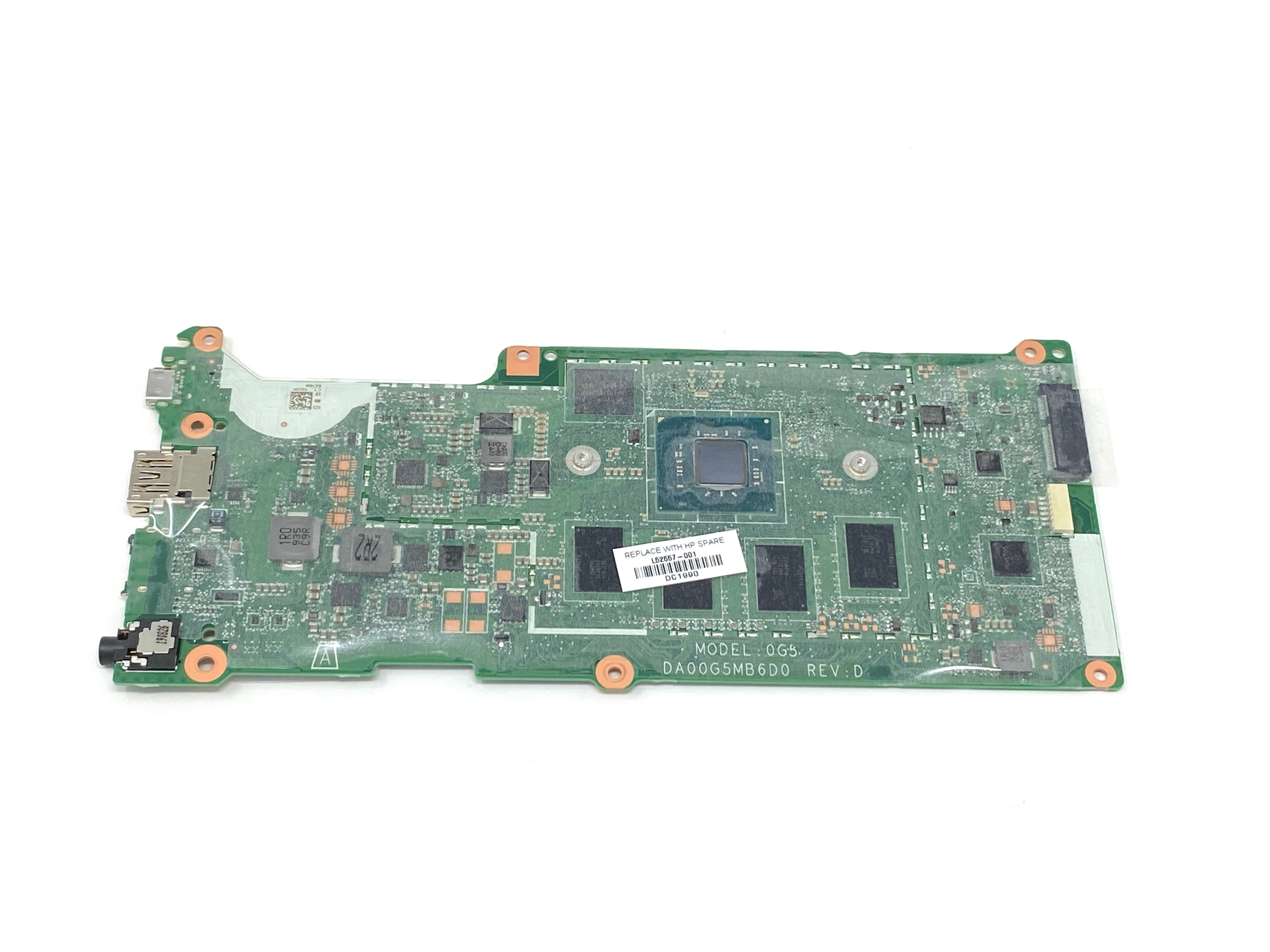 HP Chromebook 11 G7 EE Motherboard (4GB RAM / 16GB eMMC) - L52557-001