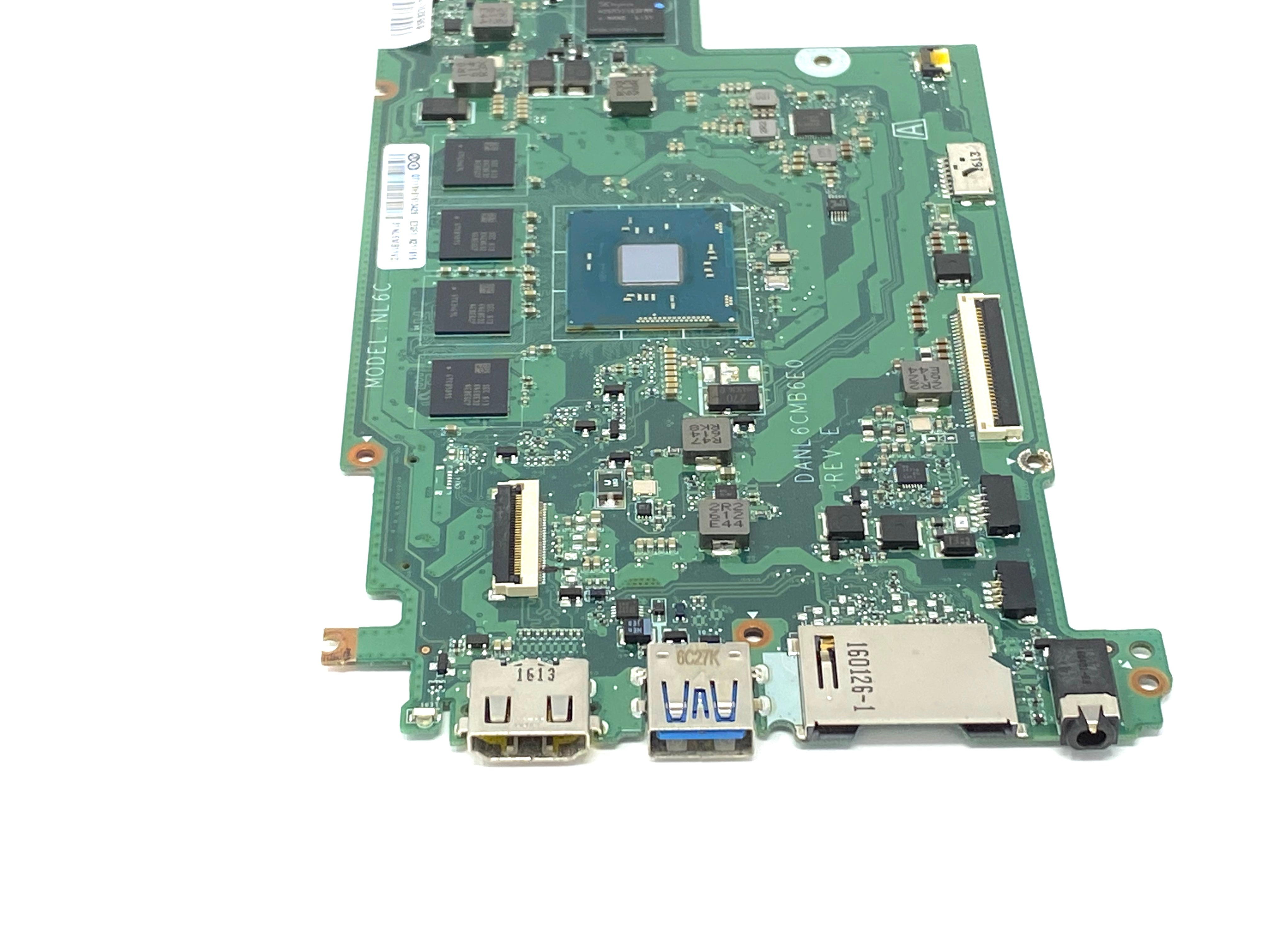 Lenovo Chromebook 11 N22 (80SF) / N42 (80US) Motherboard (4GB, Non-Touch) - 5B20L25528