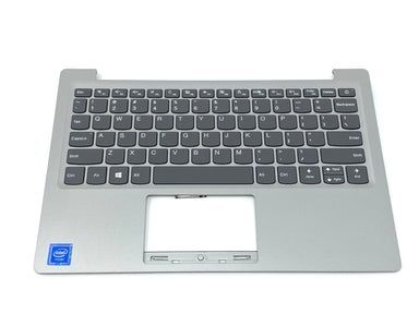 Lenovo Ideapad 120S-11IAP Winbook (81A4) Palmrest Keyboard Assembly - US (Grey) - 5CB0P98293 / 5CB0P23745