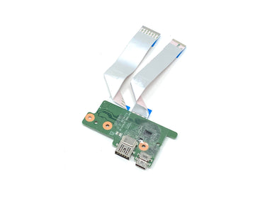 HP Chromebook 14 G5 / 14-CA USB Board w/Cables - L14358-001 / DA00G1TB6C0