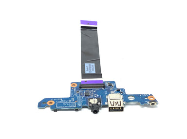 HP Envy X360 M6-AQ003DX USB Board with Power / Volume Buttons w/Cable - 856808-001 / 448.07N02.0011