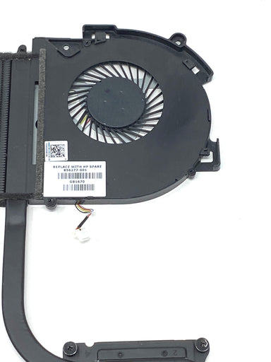 HP Envy X360 M6-AQ003DX Fan Heatsink Assembly - 856277-001