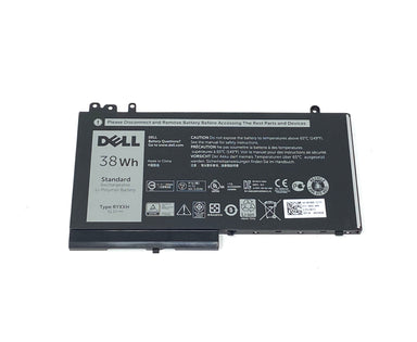 Dell Latitude 3150 / 3160 3-cell 38Wh OEM Laptop Battery - RYXXH