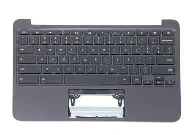 HP Chromebook 11 G4 Palmrest Keyboard Assembly - 851145-001
