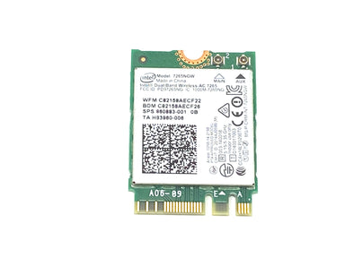 eduGear CMT / CTL J5 Chromebook Wireless Bluetooth Card - 860883-001