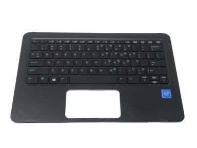 HP PROBOOK X360 11 G1 EE Palmrest Keyboard Assembly - 918555-001
