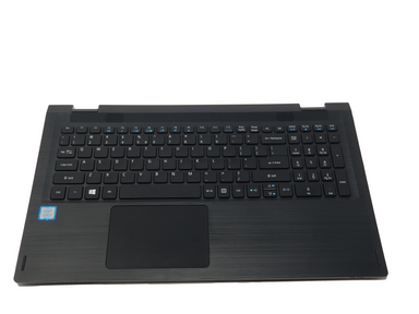 Acer Spin 3 SP315-51-37E7 Palmrest Keyboard Assembly w/touchpad - 6B.GK9N5.001