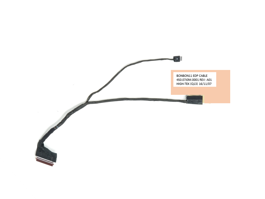 """Genuine HP Pavilion X360 M1-U Series 11.6/"""" Laptop DC-IN Power Jack with Cable"""