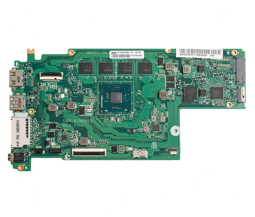 Lenovo N22 Touch Chromebook Motherboard - 4GB 5B20L85301