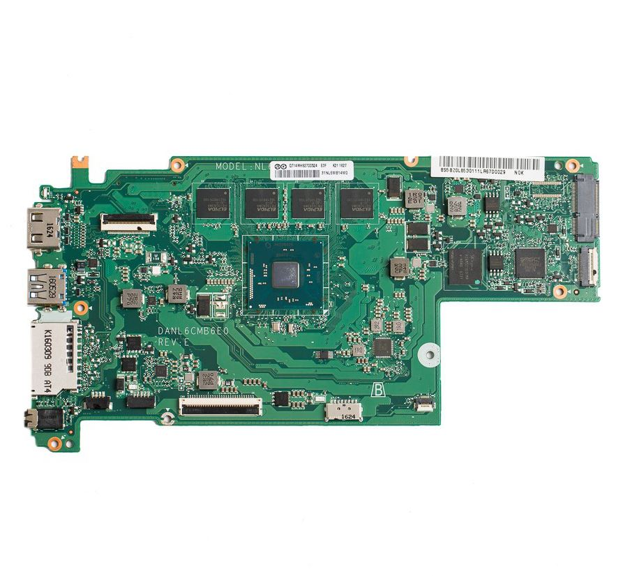 Lenovo Chromebook 14 N42 (80US) Non-Touch Motherboard 4GB - 5B20L25520