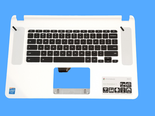 Acer Chromebook 15 CB5-571 Palmrest Keyboard Assembly - 60.MULN7.020
