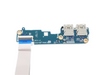 HP PAVILION 15-CW0055NR USB Board w/Cable - L23993-001 and L23901-001