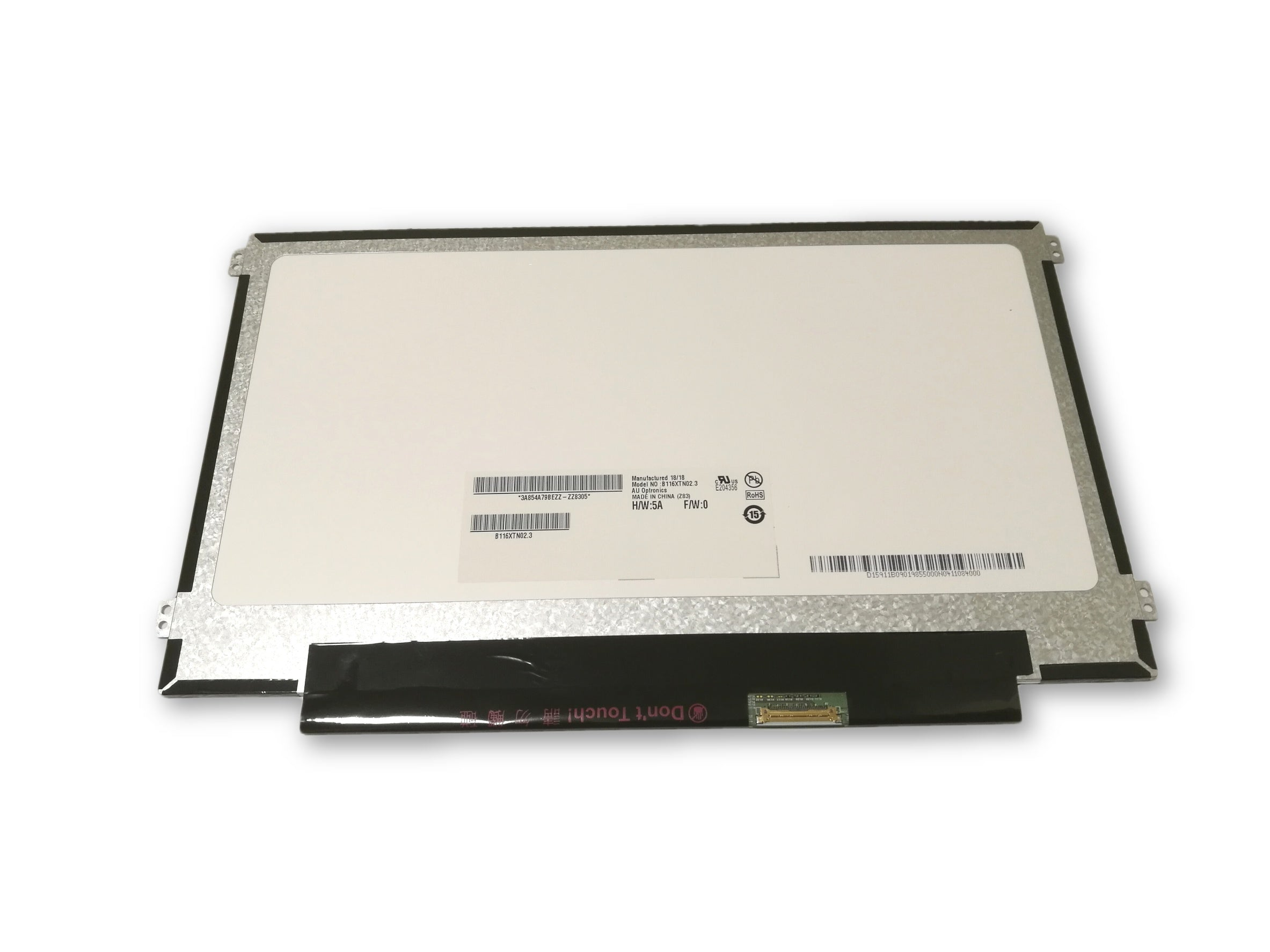 Samsung Chromebook 11 XE500C13 LCD Screen - B116XTN02.3