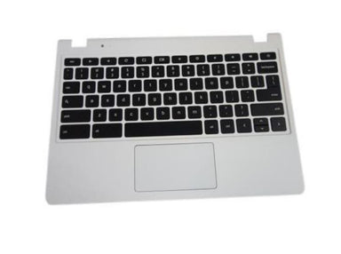 Acer Chromebook C720P White Palmrest, Keyboard & Touchpad 60.MKEN7.001 - Exact Parts