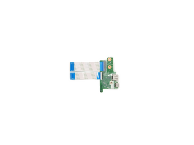 HP CHROMEBOOK 11 G6 EE USB Board w/Cable - L14923-001