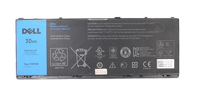 Dell Latitude 10 ST2 30wh Battery - FWRM8 / 01XP35