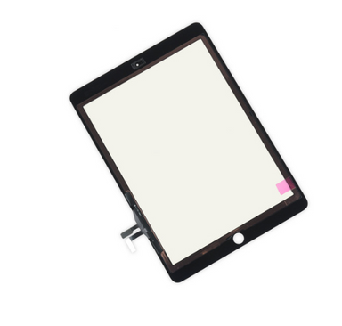 iPad Air Digitizer Front Glass Touch screen- Black - Exact Parts