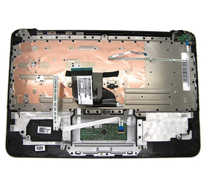 HP Stream 11 Pro G2 Palmrest Keyboard & Touchpad Assembly- 832490-001 - Exact Parts
