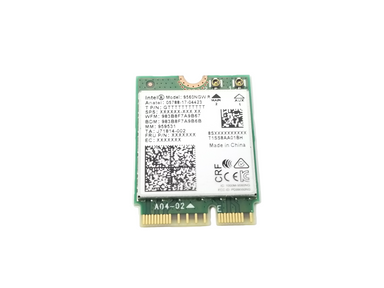 HP CHROMEBOOK X360 11 G2 EE WiFi / Bluetooth Card (9560NGW) - L41693-005