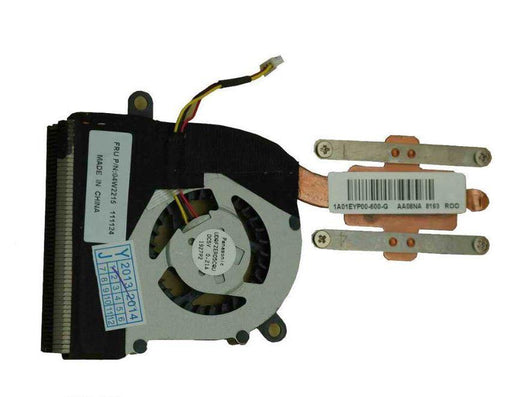 Lenovo ThinkPad X131e Chromebook Heatsink Fan Assembly - 04W1594