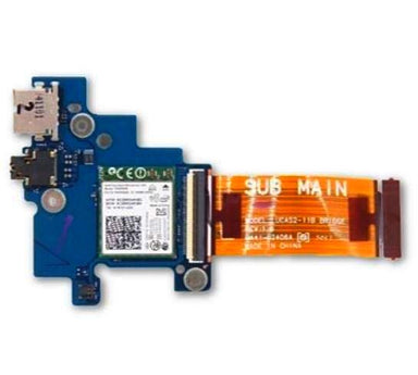 Samsung Chromebook XE500C12 USB Audio WiFi Daughterboard w/Cable - BA41-02410A