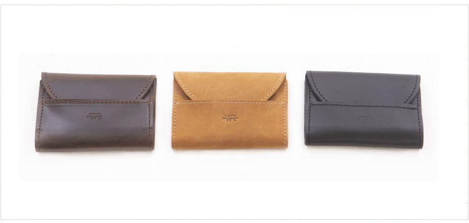 Simple Flap Closure Wallet