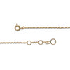 14k gold blue diamond bracelet - LODAGOLD