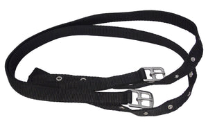 Thin Stirrup Leathers